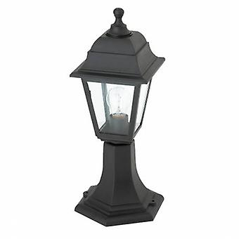 Udendørs piedestal Light Black Ip44