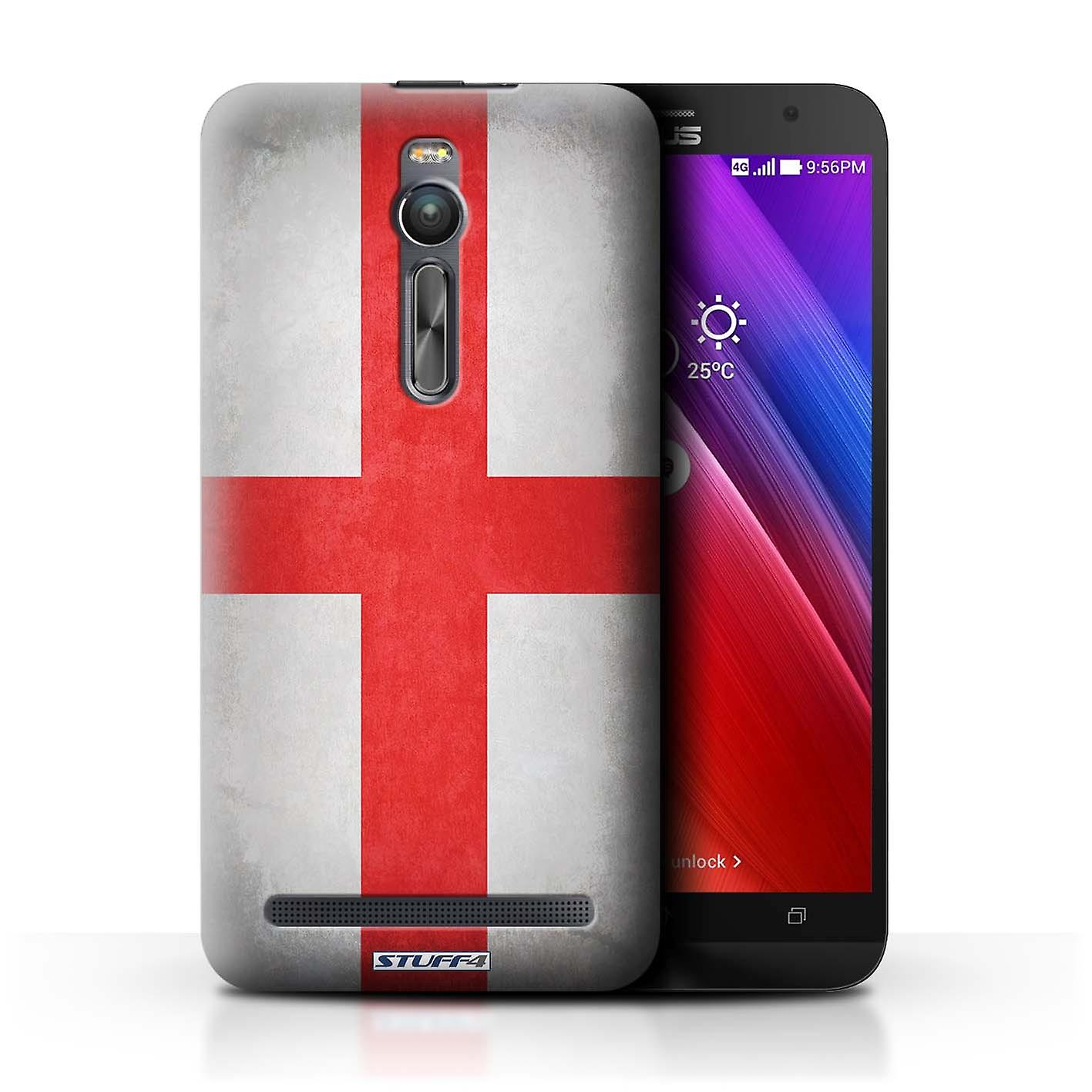 Stuff4 Case Cover For Asus Zenfone 2 Ze551ml England