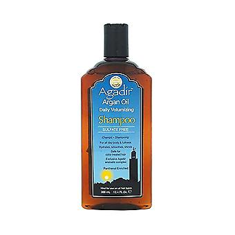 AGADIR 47648 Argan Oil Daily Volumizing Shampoo, 12.4 oz