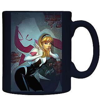 Mug - Marvel - Spider Gwen Ceramic Coffee Cup New cmg-mn-sg20oz