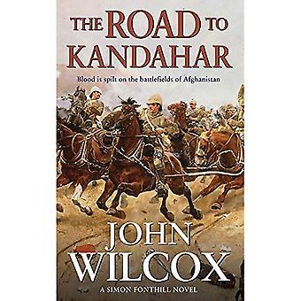 The Road to Kandahar (Simon Fonthill Series)