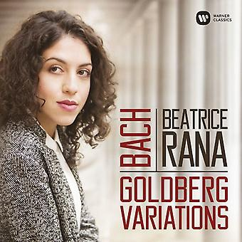 Bach / Rana, Beatrice - Goldberg Variations [CD] USA import