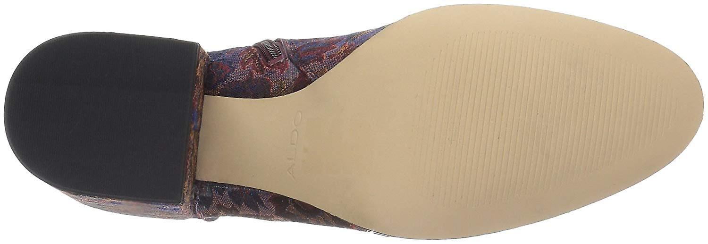 Aldo Womens Sully Leather Almond Toe Mid-Calf Fashion Boots