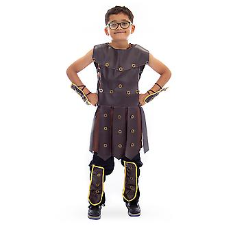 Traje de Halloween Mighty Warrior, X-Large