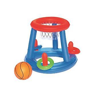 Bestway spill float Kool Pool dunk oppblåsbare basketball Hoop sett leketøy