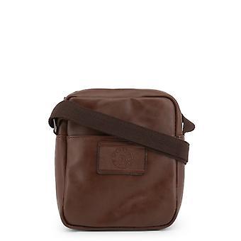 Carrera jeans men's crossbody bag, dave brown