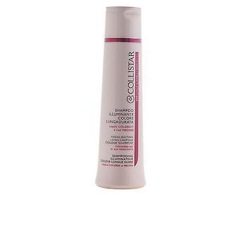 Collistar täydellinen hiukset korostetaan Shampoo 250 Ml Unisex