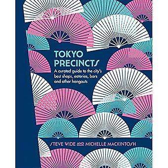 Tokyo terrein: A curator gids voor de beste winkels van de stad, eetgelegenheden, Bars en andere horecagelegenheden