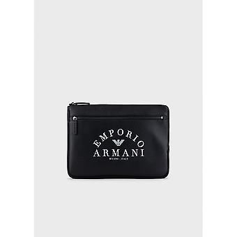 Door Document Flat Case Emporio Armani