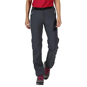 Regatta Womens Xert Zip Off III Stretchy Walking Trousers