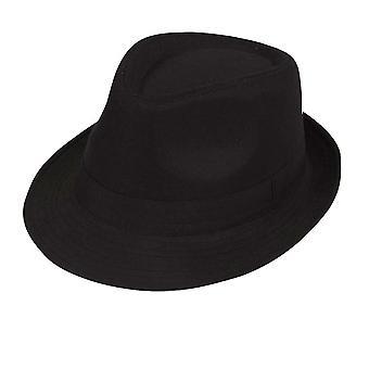 Wicked Costumes Black Fedora Hat