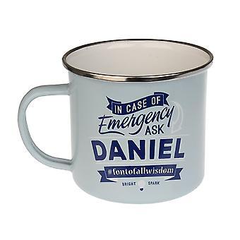 Historia & Heraldry Daniel Tin Mug 38