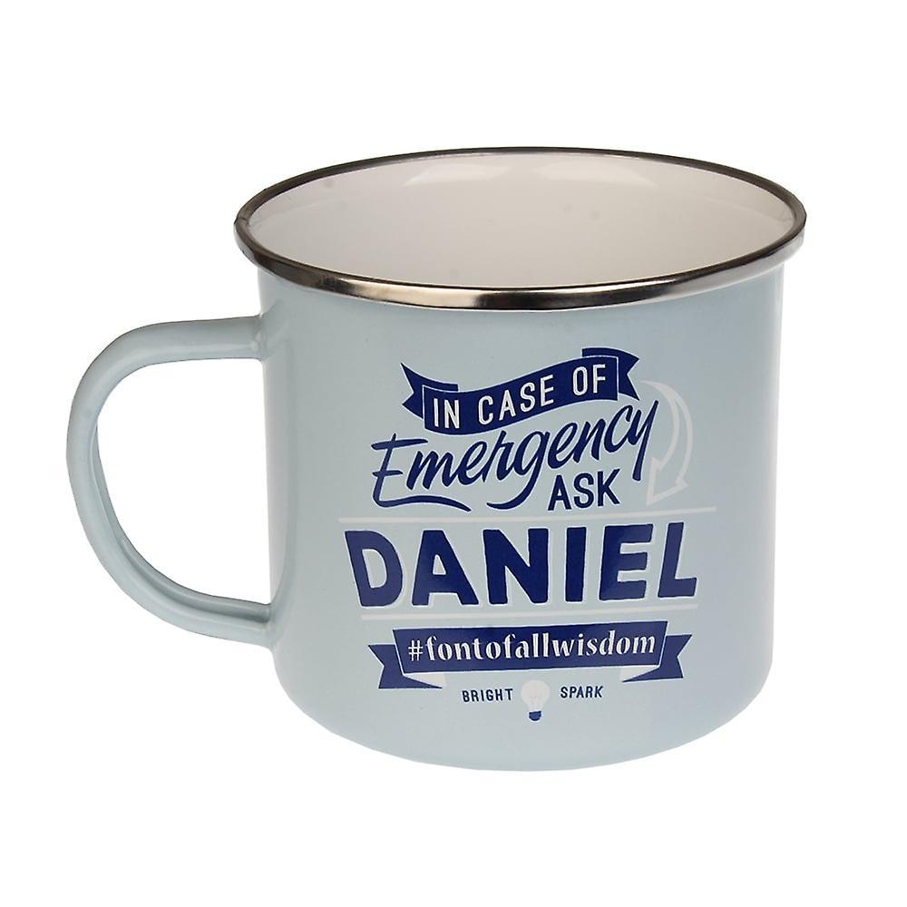 History & Heraldry Daniel Tin Mug 38