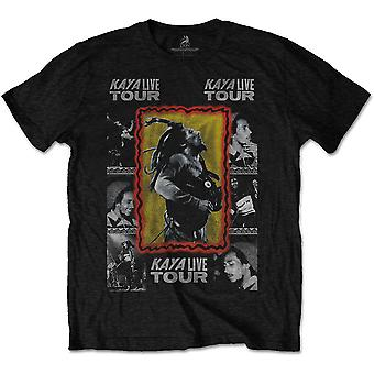 Bob Marley and the Wailers Kaya Live Tour Official T-Shirt