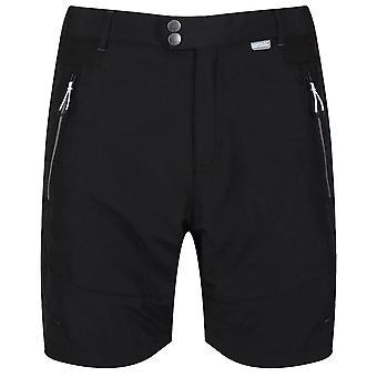 Regata Black Mens Sungari Shorts II