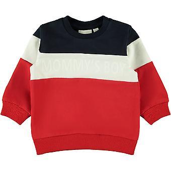 Name-it Jongens Sweater Defino Dark Sapphire