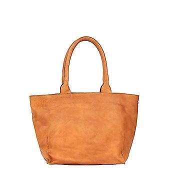 Legend BARDOT-A Brown Women's Shoulder Bag (Brown (cognac 0004)) 11x32x45 cm (B x H x T)