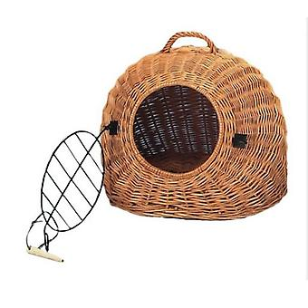 Trixie Wicker Cave with Bars for pets Ø 50 Cm