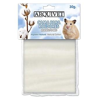 Arquivet Cotton White For Hamsters (Small pets , Bedding)