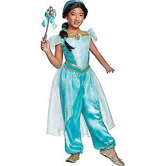 Jasmine Deluxe Detský kostým