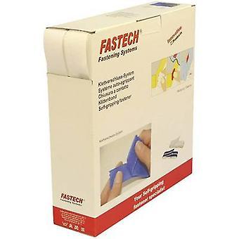 FASTECH® B30-SKL000025 Koukku- ja silmukkateippitarra (kuuma sulamisliima) Koukku- ja silmukkatyyny (L x W) 25000 mm x 30 mm Valkoinen 25 m
