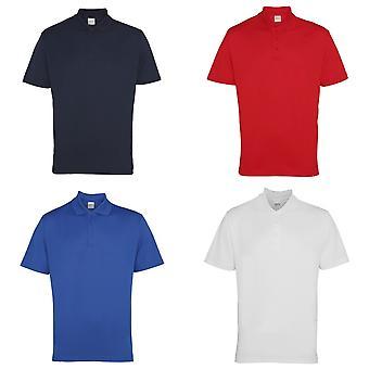 RTY Workwear Mens Short Sleeve Performance Polo Shirt