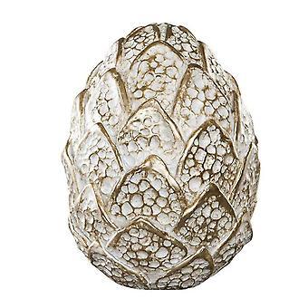 Białko jaja/złoto 11,5x15,5 cm