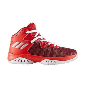Adidas Explosive Bounce CG4268 basquete durante todo o ano sapatos infantis