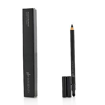 Glo hud skönhet Precision Eye Pencil - # svart - 1.1g/0.04oz