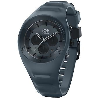 Ice pierre leclercq Quartz Analog Man Watch with Silicone Bracelet IC014944