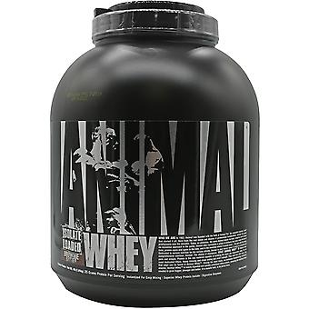 Universal Nutrition Animal Whey - 54 Servings - Brownie Batter
