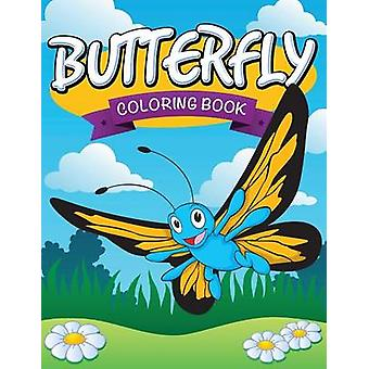 Butterfly Coloring Book by Publishing LLC & Speedy