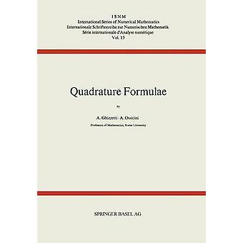 Quadrature Formulae by Ghizzetti
