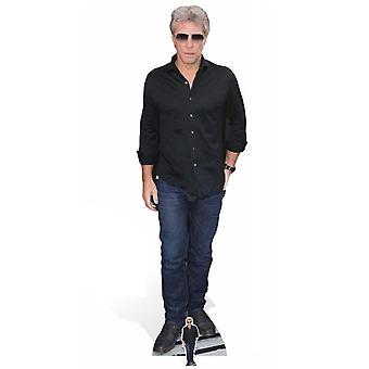 Jon Bon Jovi Rock Star Lifesize Cardboard Cutout / Standee / Standup
