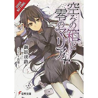 The Empty Box and Zeroth Maria - Vol. 6 (light novel) by Eiji Mikage