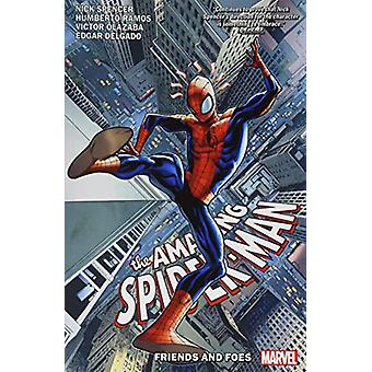 Amazing Spider-man By Nick Spencer Vol. 2 - Friends And Foes by Nick S