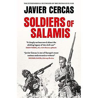 Soldiers of Salamis by Javier Cercas - 9780857059192 Book