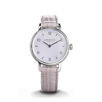 LOCMAN - Wristwatch - Women - 0253A18A-00VTNK2PV - 1960 LADY ONLY TIME QUARTZ