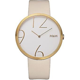 M-amp;M Allemagne M11881-913 Big time Ladies Watch