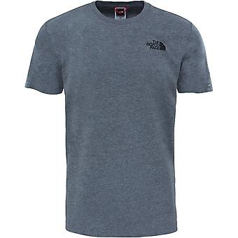 Le North Face Red Box T92TX2JBV universal summer men t-shirt