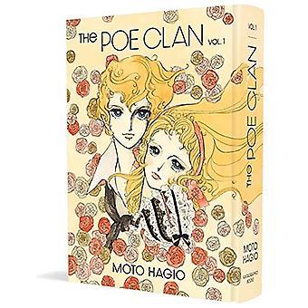 Poe Clan - The - Volume 1 by Moto Hagio - 9781683962083 Book