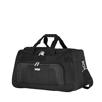 travelite Orlando bolsa de viaje M, 30 cm, 50 L, Negro