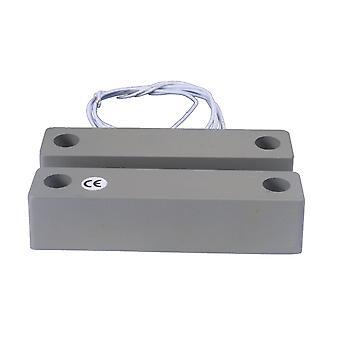 Detector de alarme magnético de potência média jandei em zinco