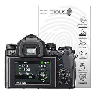 Celicious Impact Anti-Shock Shatterproof Screen Protector Film Compatible with Ricoh Pentax KP
