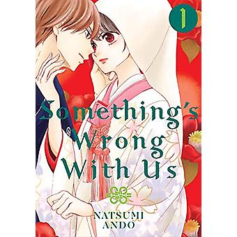 Something's Wrong With Us 1 by Natsumi Ando - 9781632369727 Book