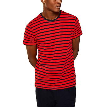 Esprit Men's gestreiftes T-Shirt Regular Fit