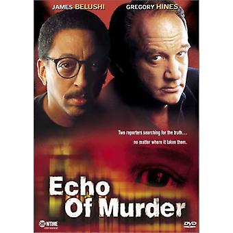 Echo of Murder [DVD] USA import