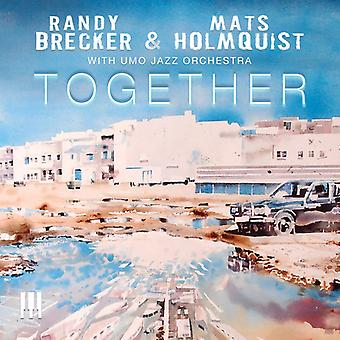 Brecker, Randy / Holmquist, Mats - Together (with Umo Jazz Orchestra) [CD] USA import