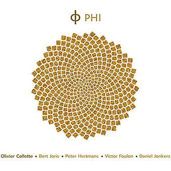 Phi (Feat. Bert Joris & Peter Hertmans) [CD] USA import