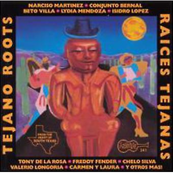 Tejano Roots - Tejano Roots [CD] USA import